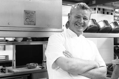 Roy Brett's Ondine is now the 24th best restaurant in the UK