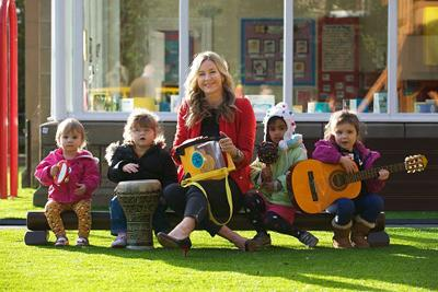 TV presenter and mum of two, Sarah Heaney, launched the campaign