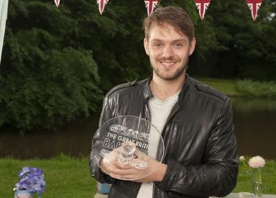 Winner John Whaite