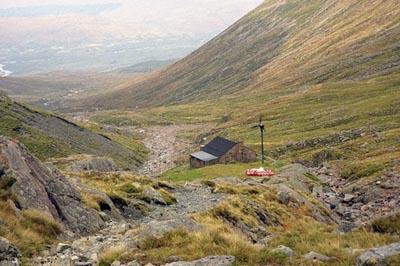 A view of Ben Nevis