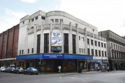 The Odeon Cinema on Renfield Street closed its doors in 2006