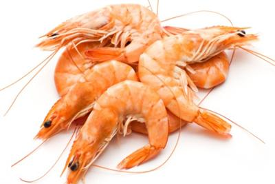Galloway's sustainably sourced seafood range includes scampi and prawns