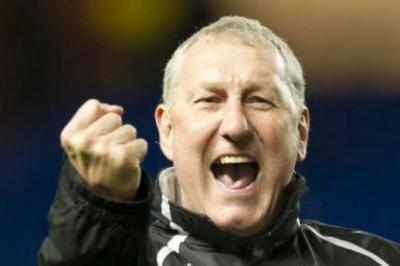 Terry Butcher's efforts at Inverness Caledonian Thistle netted him the Manager of the Year Award