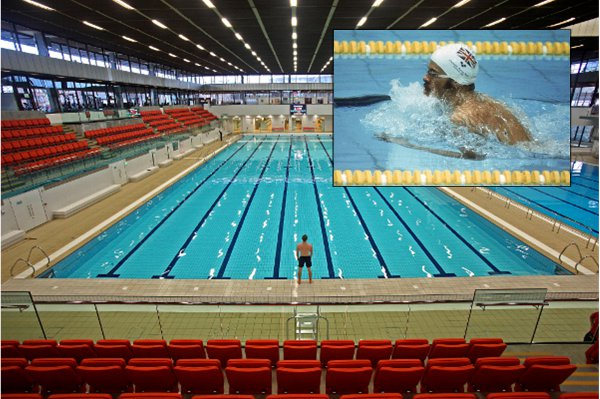 Photo Special The New Look Royal Commonwealth Pool Heraldscotland